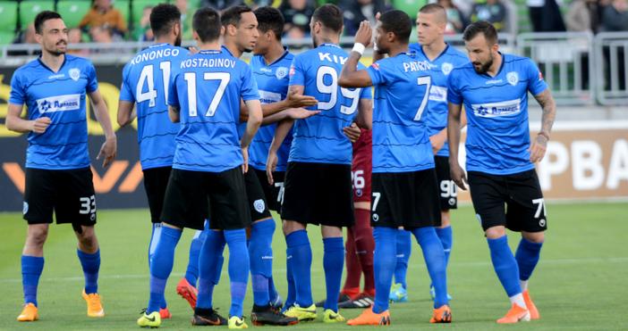 Отборът на Черно море завърши на пето място в първенството