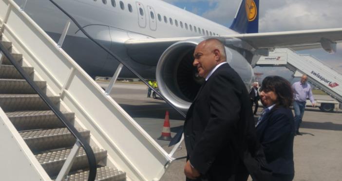 Премиерът Бойко Борисов отлетя за Мюнхен, съобщава Novini.bg.рекламаТази вечер Борисов