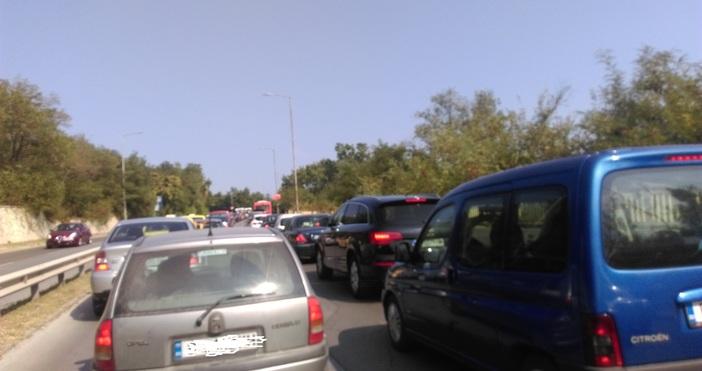 Очаквания за сериозен трафик в първия от трите почивни дни.