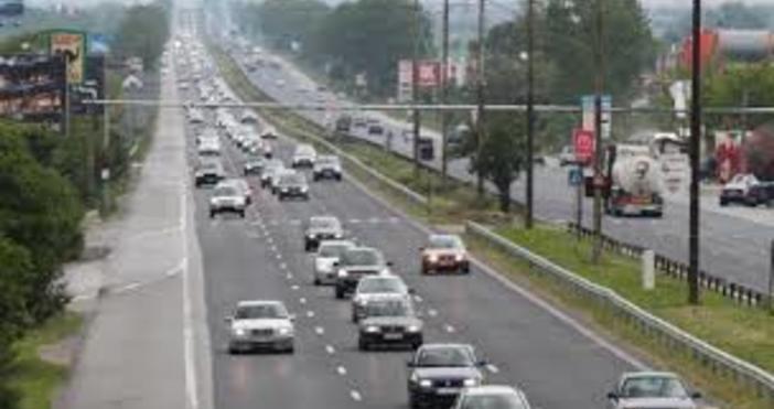 Канал 3В участъците с ремонт на автомагистралите