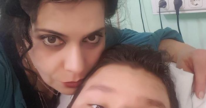Една обикновена българска майка се бори за живота на сина
