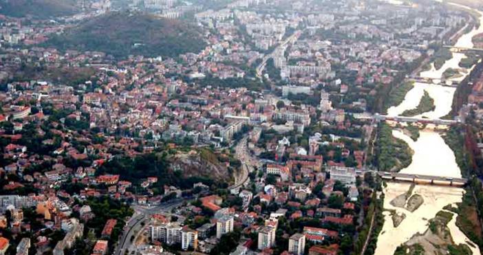 Невиждана скоро катастрофа е станала в Пловдив. Това става ясно