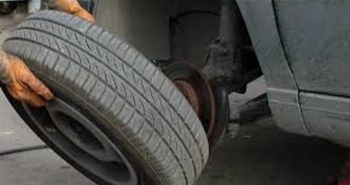 fakti.bgПравилното съхранение на гумите след смяна на зимни с летни