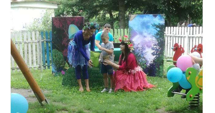 Любимките на най-верните зрители на Държавен куклен театър Варна -