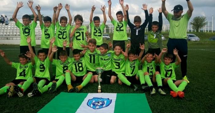 Децата на Черно море, родени 2008 година, спечелиха финалните срещи