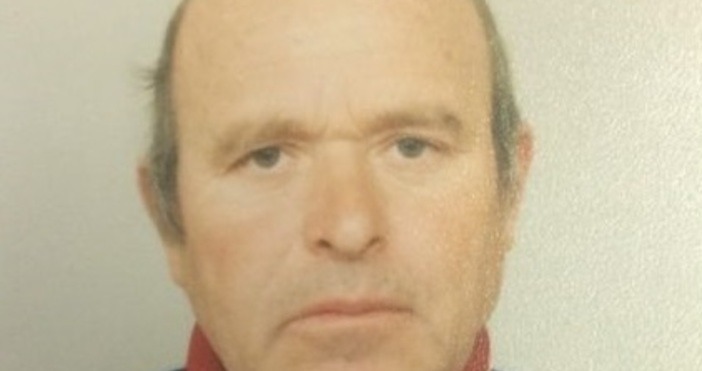 Бургаската полиция издирва 70-годишния Георги Григоров Зайчев от с. Извор,