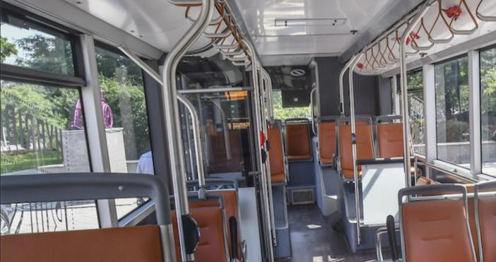 Снимка: Четирима биха пътник в автобус в столицата заради забележка