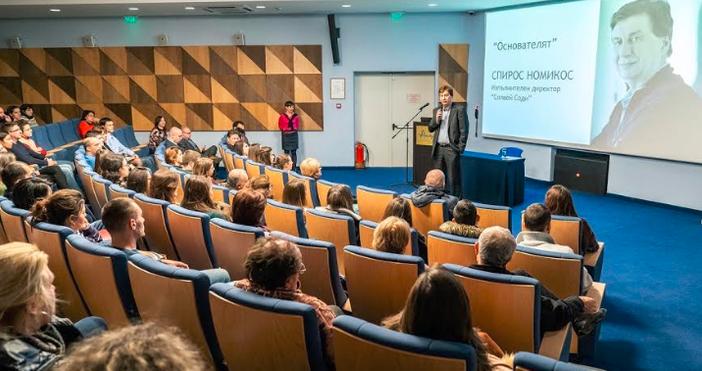 На 7 февруари Варна отново стана център на приложните иновации.Отвореният