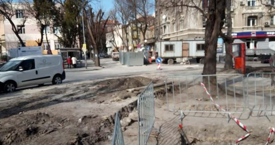 Инж. Христо Иванов: Ремонтът около Шишковата градинка ще приключи до края на юли