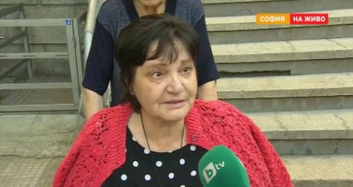 Кадър: БТВЖена с увреждане не може да излезе от дома