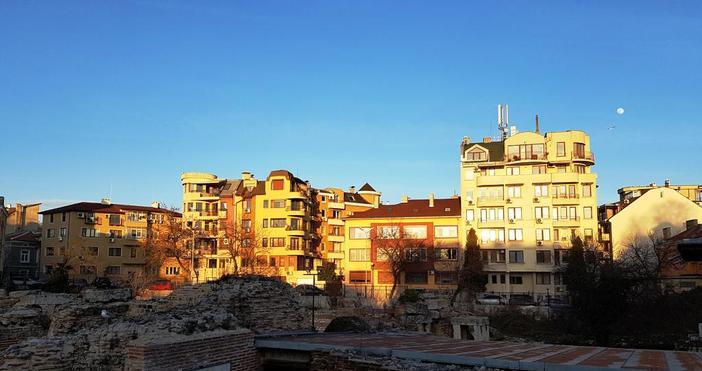 Към края на миналага година жилищният фонд в област Варна