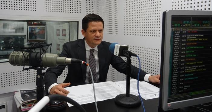Председателят на Комисията за защита на потребителите (КЗП) Димитър Маргаритов