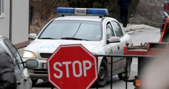 65-годишен мъж е задържан за шофиране с 3.21 промила алкохол.