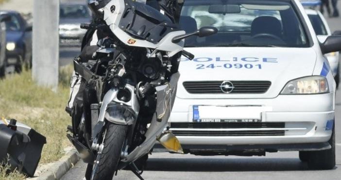 Снимка: Булфото, архивЗапочват засилени проверки на водачите на мотоциклети като