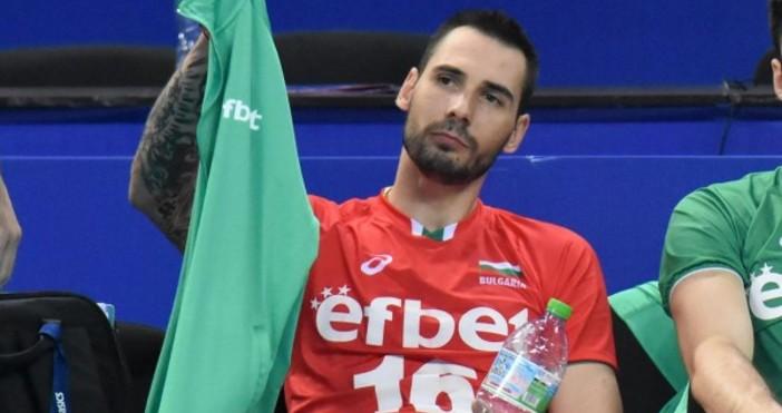 SportalЛиберото на националния ни волейболен отбор Владислав Иванов сподели след