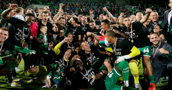 УЕФА определи 5 възможни съперника на Лудогорец за мачовете от