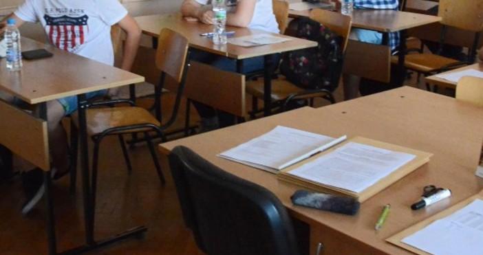 Снимка Булфото, архивЗапочват матурите след 7 клас. В 7. 00