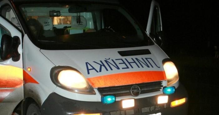 """Две леки коли са катастрофирали в района на """"Орлов мост"""","""