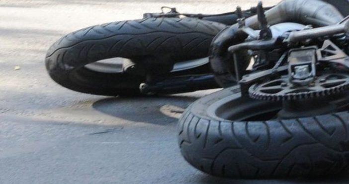 """Тежък инцидент е станал на столичния булевард """"инж. Иван Иванов""""."""