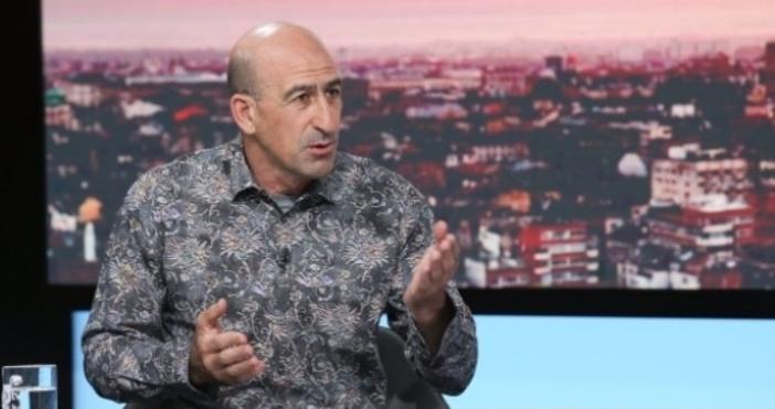 Кадър: БТВВицепрезидентът на Българския футболен съюз - Йордан Лечков, заяви