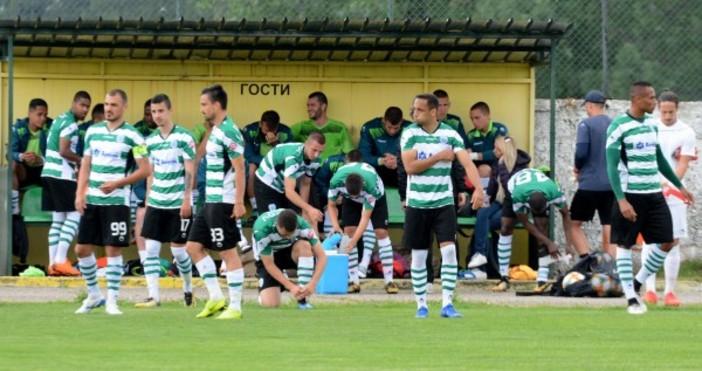 Черно море победи с 5:0 Марица Пловдив във втората си