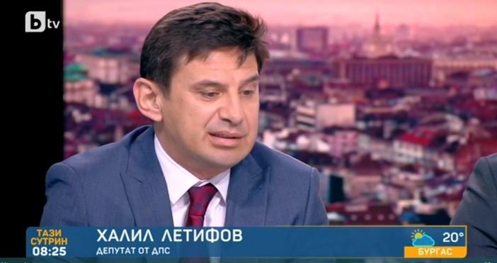 Кадър: БТВЕдинствените, които казахме след референдума, че това е популизъм