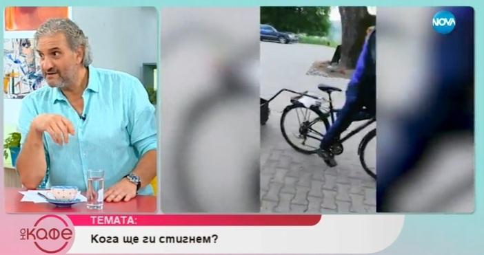 Българин е заснел видео как се пазарува в биомагазин в