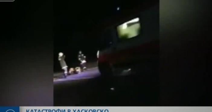 Още по темата22.06.2019 / 09:15Меле на пътя в Хасковско! Мъж