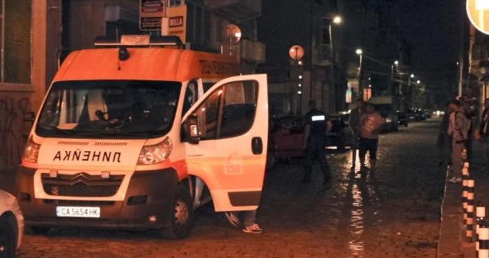 24 Часа62-годишен мъж умря при челен удар с товарен бус