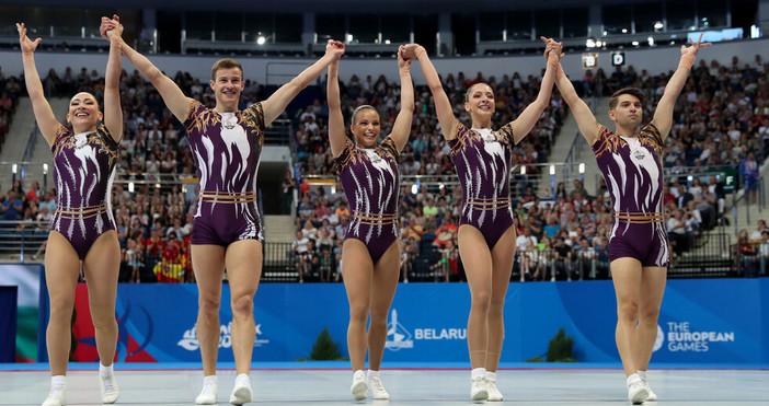Снимки: БОК, Костадин АндоновНова твСребро и10-и медал за България на