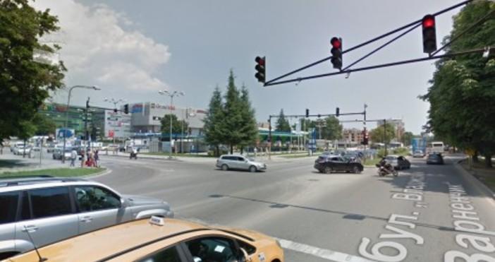 Снимка: google street viewНова организация на движение ще бъде въведена