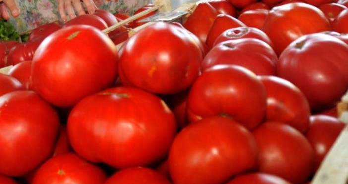 В България вносът на плодове и зеленчуци е около 90%