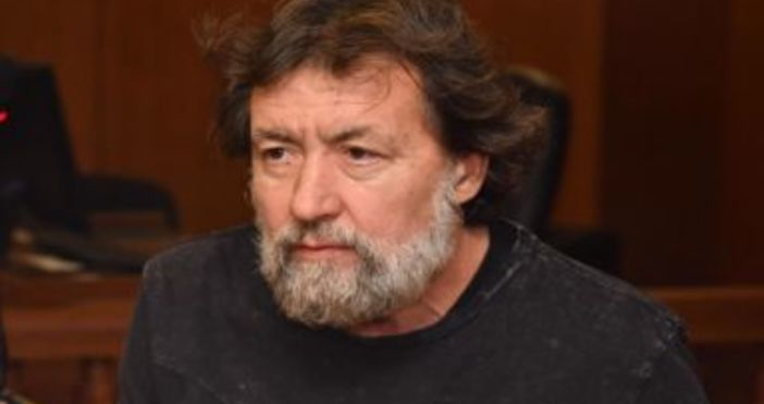 Снимка БулфотоСпециализираният наказателен съдостави в ареста бизнесмена Николай Банев,обвинен в