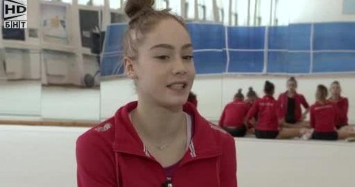 Gong.bgСветовната и европейска шампионка от ансамбъла по художествена гимнастика Ели
