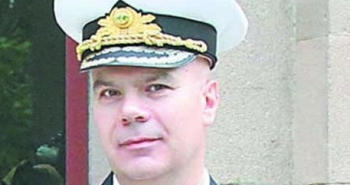 """Церемония по сдаване и приемане на длъжността """"командир на ВМС"""""""