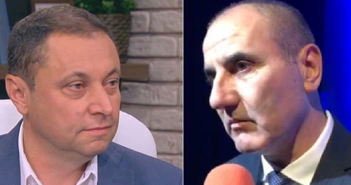 Цветанов се превърна в едно от политическите чудовища на прехода,