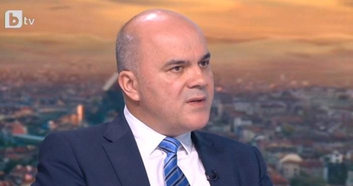 кадър:bTVСоциалният министър Бисер Петков потвърди в ефира на bTV думите