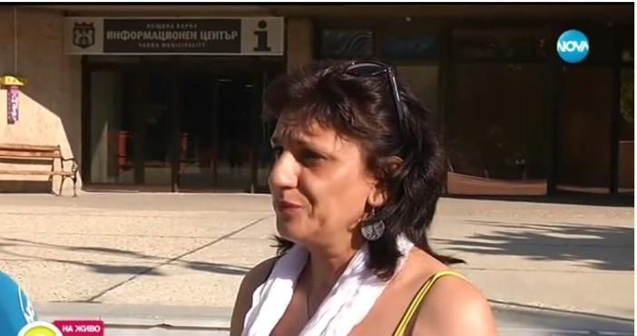 Нова твКалинка Димитрова влязла в залата, за да поиска общинско
