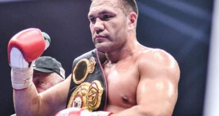 Българската звезда на професионалния бокс Кубрат Пулев ще получи обратно
