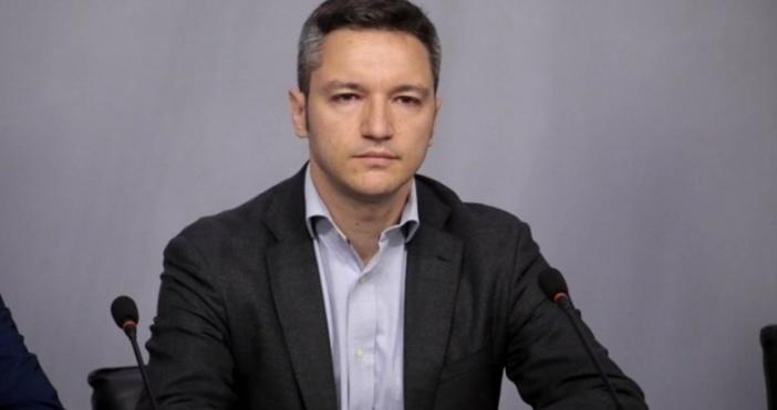 Снимка: Избраха Кристиан Вигенин за заместник-председател на парламента
