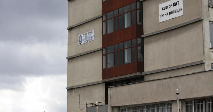 Снимка: Извънредно! Повреда остави КАТ - Варна без ток, не се предоставятникакви услуги за граждани