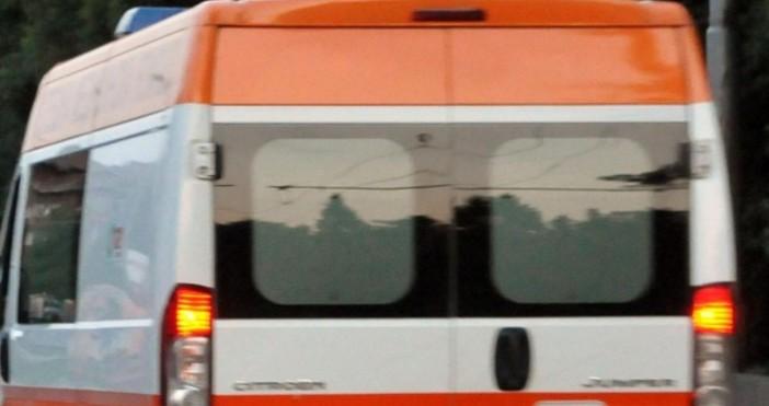 Снимка БулфотоАвтомобил блъсна8-годишно момче на пешеходна пътека в Благоевград. Инцидентът