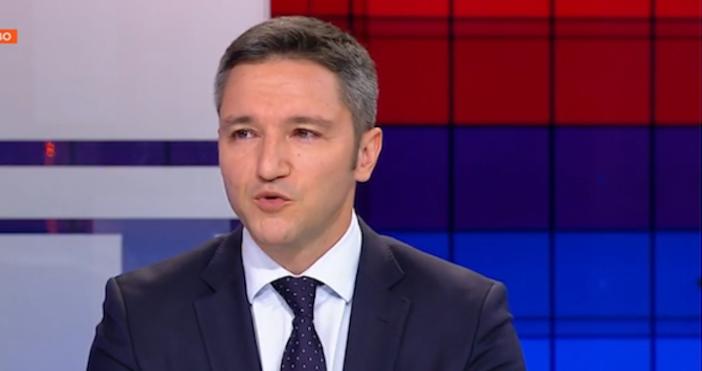 Кадър: БНТНай-малкото министърът на финансите трябва да поеме отговорност за