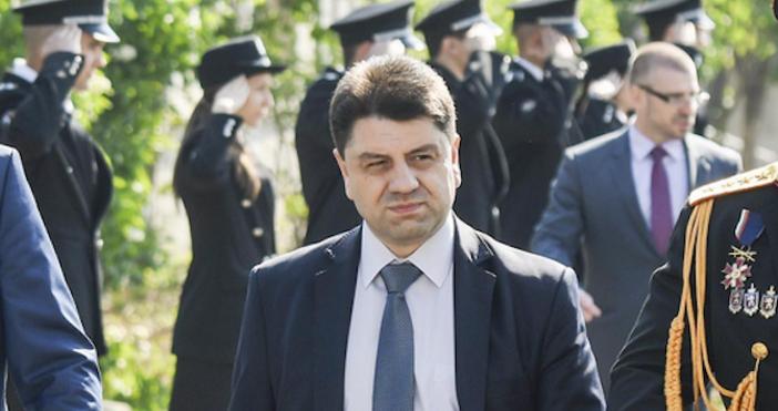 Снимка: БулфотоСъс заповед на министър-председателяБойко Борисовот длъжността заместник-министър на вътрешните