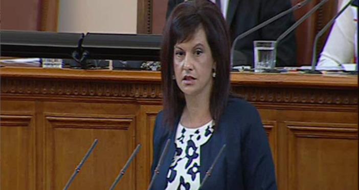 Кадър: Parliament.bgПредлагаме на изборите за общински съветници и кметове машинното