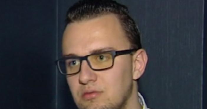 20-годишният хакер Кристиян Б., атакувал системите на НАП, вчера беше