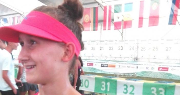Невероятен успех постигна Светла Згурова, която преди минути стана Световна