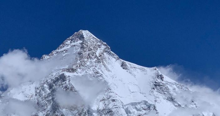 БНРВеличественият К2 (8611 м) в планината Каракорум, Пакистан отново показа