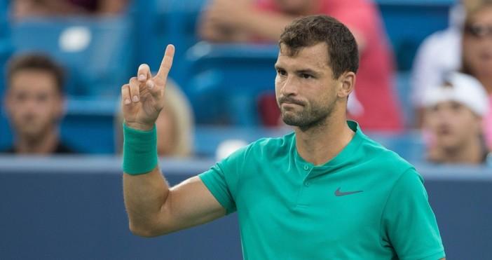 Григор Димитров ще се изправи срещу квалификант в първия си