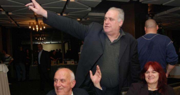 Легендата на ЦСКА и българския футбол Георги Димитров-Джеки се съгласи